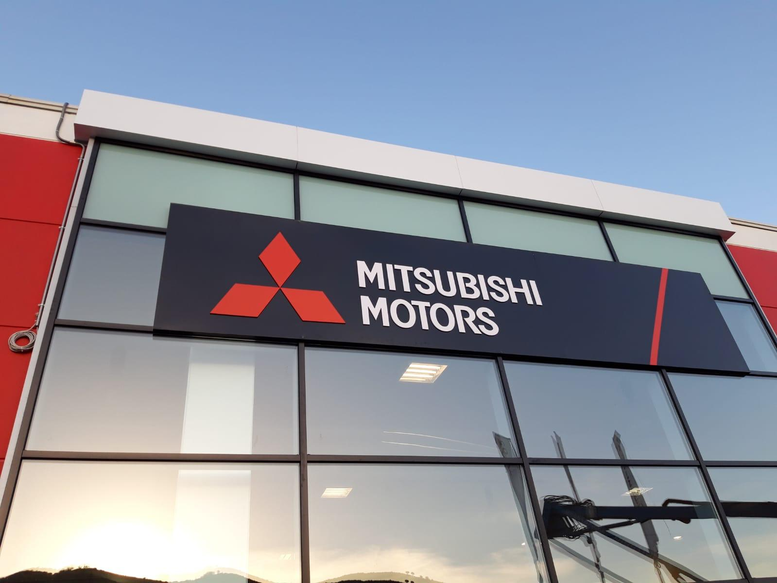Concessionaria Mitsubishi