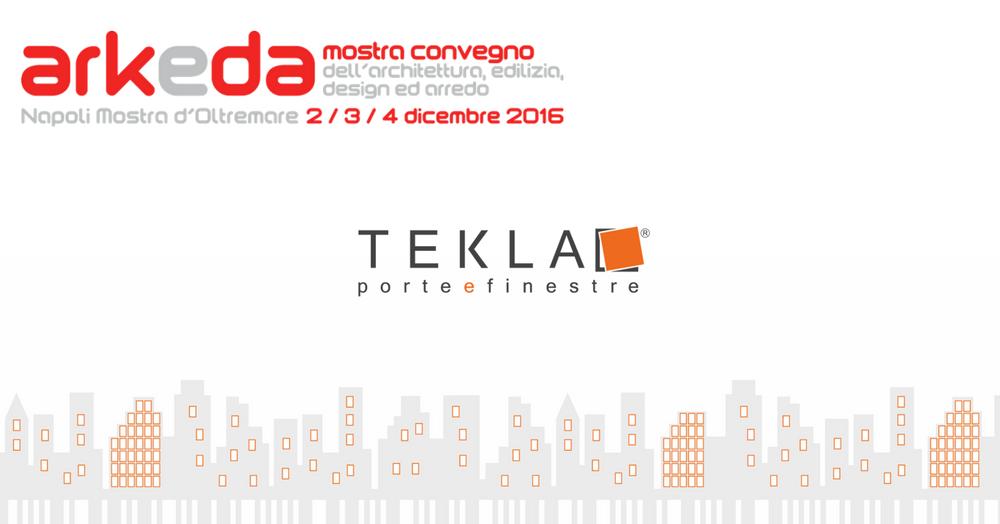 Tekla ad Arkeda 2016 - Mostra d'Oltremare