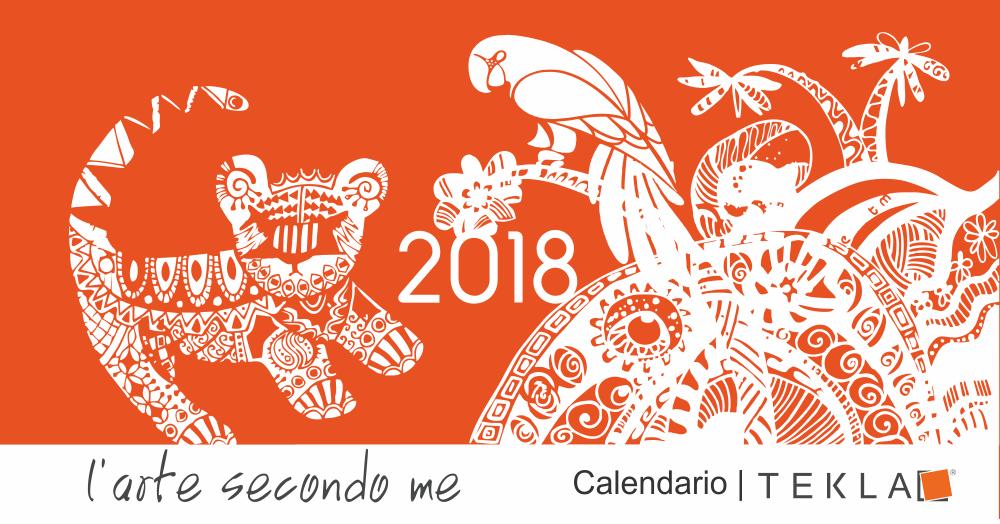 Calendario aziendale 2018 | Tekla