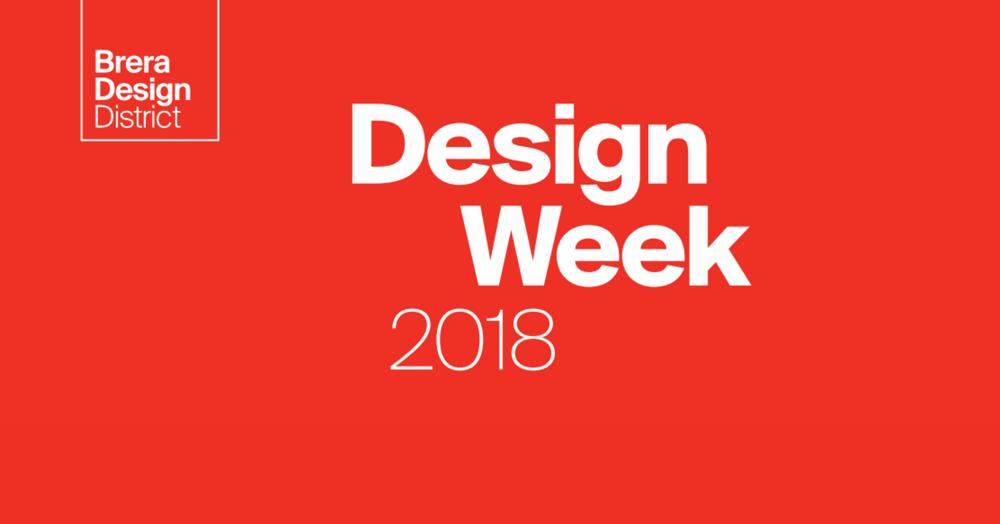 Vi aspettiamo a Milano per la Design Week del Fuorisalone!