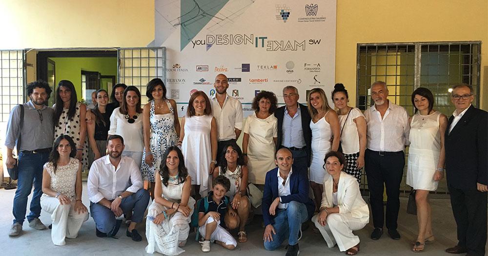 Torna il contest di Design di Confindustria Salerno