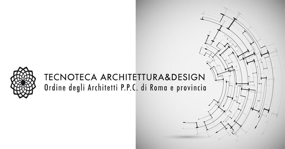 Da oggi siamo patner tecnici di Tecnoteca Architettura&Design